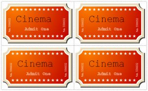 Movie Ticket Template