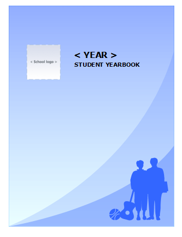yearbook template | free word templates, Powerpoint templates