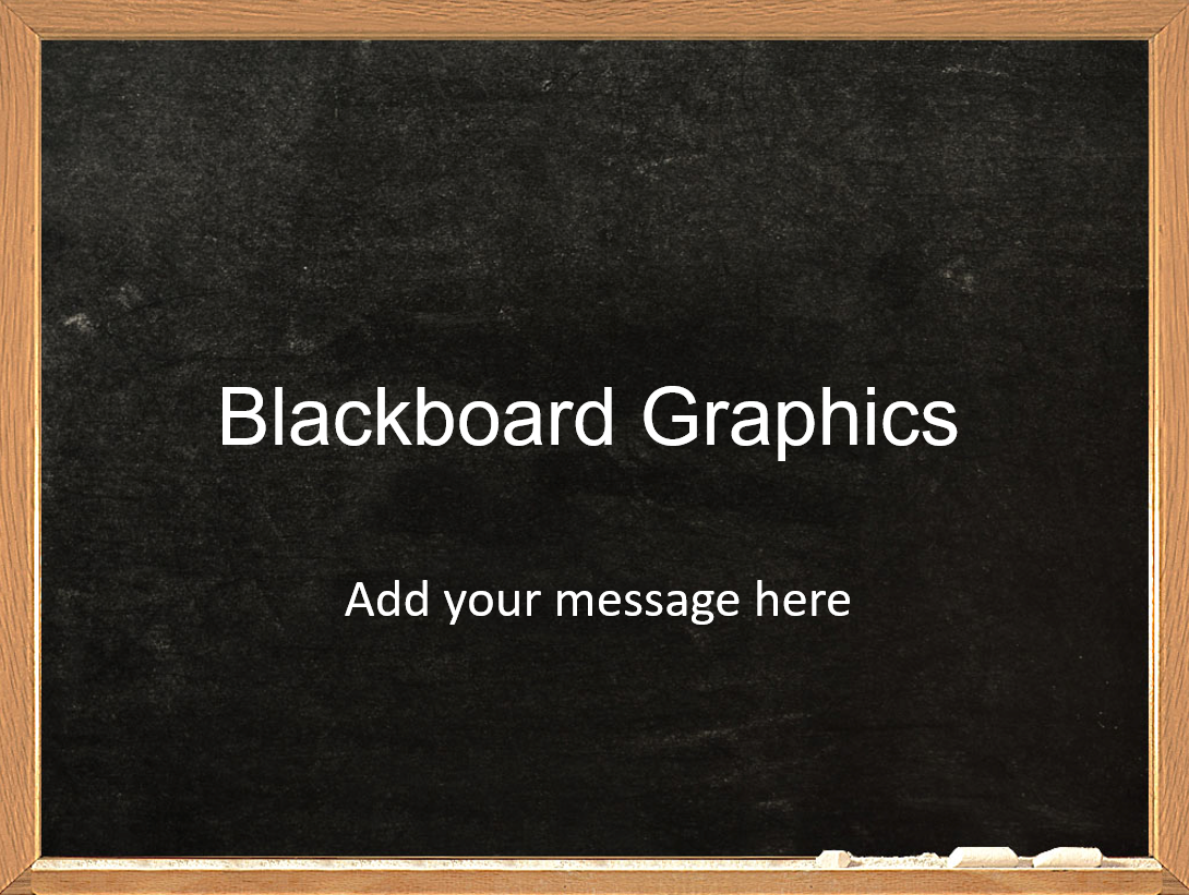 blackboard powerpoint template free word templates. Black Bedroom Furniture Sets. Home Design Ideas