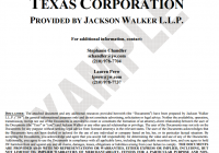 Corporate Bylaws Template