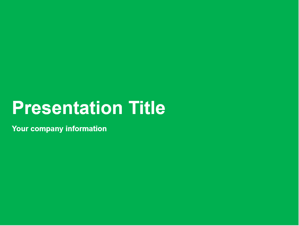 Green powerpoint template free word templates green powerpoint template alramifo Images