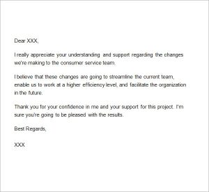 Thank Letter To Boss from www.mywordtemplates.net